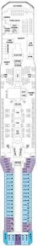 Celebrity Reflection Floor Plan by 28 Celebrity Solstice Floor Plan Celebrity Solstice Deck