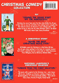 amazon com christmas comedy collection elf a christmas story
