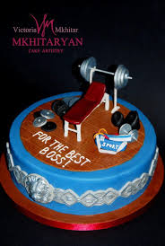 gym birthday cake ideas u2013 guiler workout