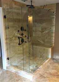 Shower Door Pull Handle by Our Gallery Frameless Shower Doors