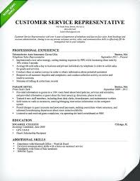 resume for customer service resume of a customer service rep customer service functional