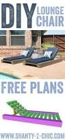 Wood Lawn Chair Plans Free by Diy 30 Chase Lounge Chairs Will Be Making These Soon For The