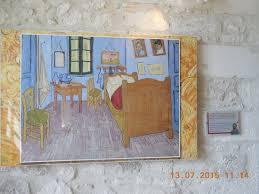 chambre de gogh peinture avec la chambre de gogh picture of st paul de