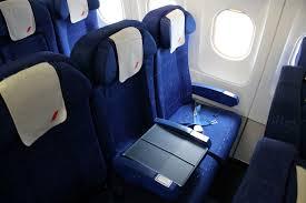 Air France Comfort Seats Review Air France Business Class Stockholm Paris A Breakfast