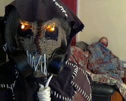Scarecrow Mask Scarecrow Mask By Comfortablyeccentric On Deviantart