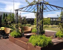 Rooftop Garden Design Roof Garden Ideas Room Design Decor Fresh In Roof Garden Ideas