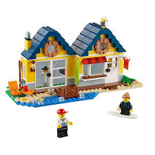Build A Dream House 48 Best Lego Beachhouse Images On Pinterest Lego City Lego