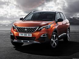 peugeot 3008 interior 2017 the 2017 european car of the year u2013 peugeot 3008 suv has arrived
