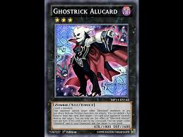 duel generation ghostrick scare ygo amino