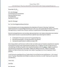 recent grad cover letter great nursing cover letter new grad u2013 letter format writing