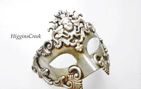 venetian masquerade mask greek god halloween mask roman god