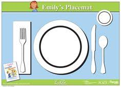 kids placemats coloring pages printable free printable placemats for kids