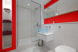 amazing 50 small red bathrooms decorating design of best 25 red