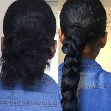 ponytail shag diy haircut the perfect low ponytail braid with braiding hair you must watch