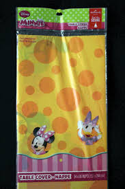 Minnie Mouse Table Covers Minnie Mouse Navarro U0027s Party Supplies In Los Angeles