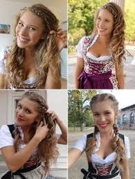 Dirndl Frisuren Mittellange Haare Anleitung by Fesche Frisuren Für Die Wiesn Die Schönsten Oktoberfest Looks Für