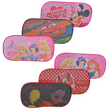 Car Window Blinds Baby Large 80x40cm Rear Car Window Disney Sun Shade Blind Visor Child