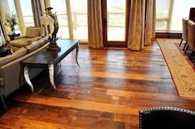 bedroom with chestnut wood flooring chestnut