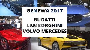 lexus za 2 miliony genewa 2017 bugatti lamborghini volvo mercedes youtube