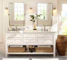 Guest Bathroom Vanity by Bathroom Bathroom Vanity Mirrors Double Sink Bathroom Vanity