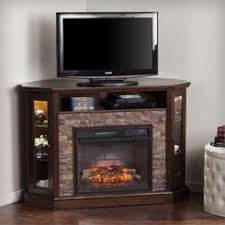 Electric Fireplace Tv by Corner Tv Stand Electric Fireplace
