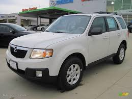 mazda tribute 2010 white suede mazda tribute i sport 25999965 photo 5