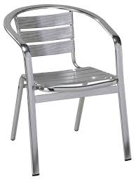 Black Metal Chairs Outdoor Attractive Restaurant Outdoor Chairs Outdoor Furniture Aluminum