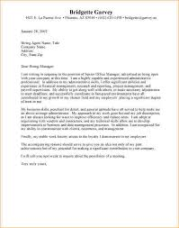 admin assistant cover letter example business proposal templated