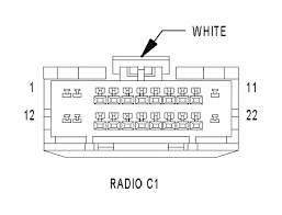 2012 avenger radio wiring 2012 automotive wiring diagrams