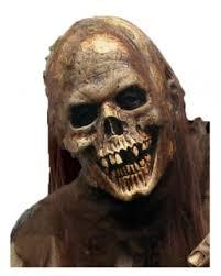 Zombie Mask Flesh Eater Zombie Mask Realistic Zombie Buy Masks Horror Shop Com