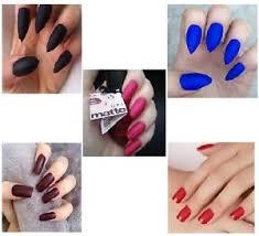 juice hd high quality velvet matte nail polish matte top coat ebay