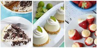 Cool Easy Dinner Ideas 57 Easy Summer Desserts Best Recipes For Frozen Summer Dessert Ideas