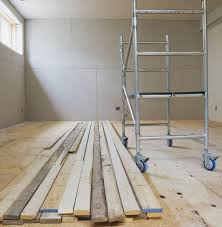 Subfloor For Laminate Flooring Basement Subfloor Options For Dry Warm Floors