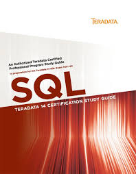 teradata 14 certification study guide sql ebook by stephen