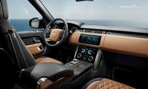 range rover svautobiography 2018 range rover svautobiography is 200k of luxe suv slashgear