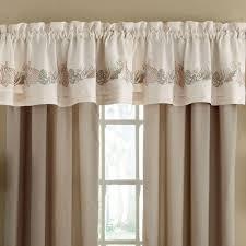 Chapel Hill Shower Curtain by Seashore Coastal Window Treatment From Chapel Hill By Croscill