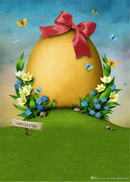 easter photo props 2018 happy easter photography backdrops vinyl printed big egg