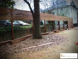 Modern Backyard Fence by Backyard Fence Gate Ideas Leveling The Gate Was Challenging