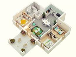 Low Cost House Design by Low Budget Modern 3 Bedroom House Design Decorate Three Floor Plan