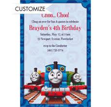 thomas the train birthday invitations orionjurinform com
