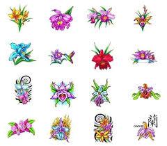 100 wildflower tattoos designs choosing a birth flower
