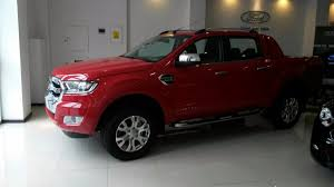 Ford Ranger - ford ranger limited 3 2 diesel 4x4 0km 2017 automática 839 224