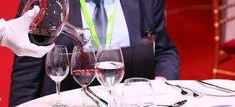 lebanese wine the elie maamari of service competition horeca lebanon 18