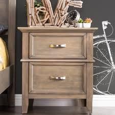 grain wood furniture montauk 2 drawer nightstand solid wood free
