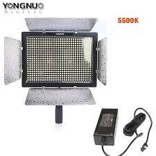 remote audio video lighting aliexpress com buy yongnuo yn600 yn600l led video light 5500k