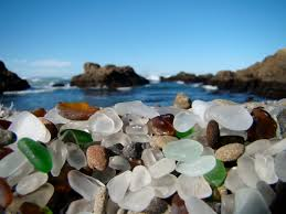 Beach Of Glass Check Out Some Amazing Images Of California U0027s Glass Beach