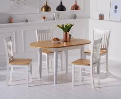 painted extending dining tables u0026 chair sets oak furniture superstore