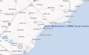 tide table myrtle beach north myrtle beach icww south carolina tide station location guide
