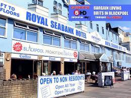 royal seabank hotel blackpool uk booking com