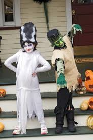 Halloween Costume Bride Bride Frankenstein Costume Kids